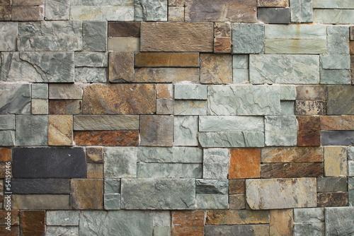 Fototapeta kamienna ściana - stone wall obraz
