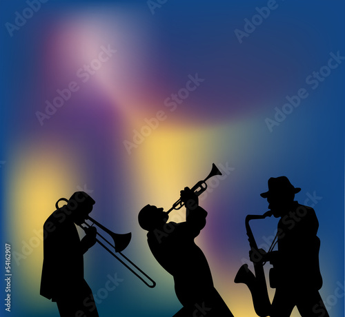 Fotografering  Jazz  gig