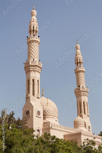 Photo  Jumeirah Mosque, Dubai