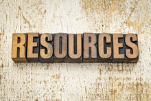 Resources Word In Wood Type