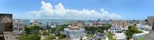 Panoramic View Of San Juan Pue...