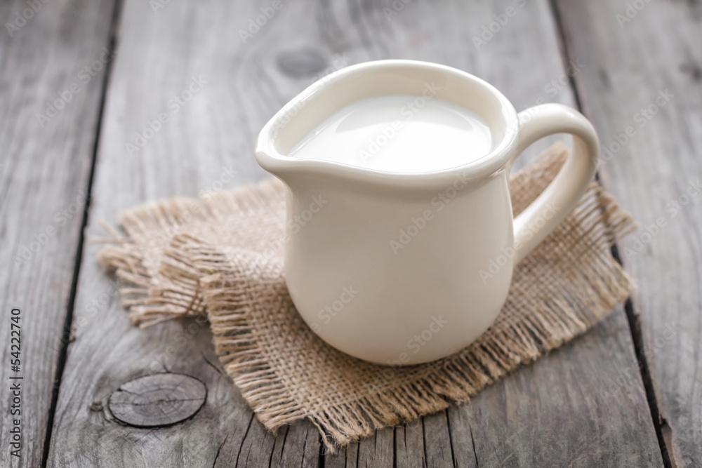 Fototapety, obrazy: Milk