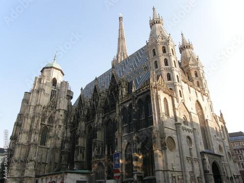 Stefansdom – Saint Stefan Cathedral in Vienna, Austria