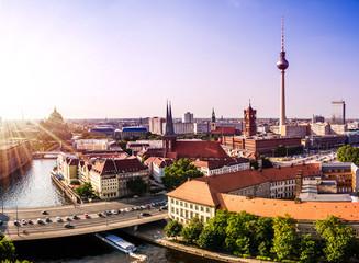 Fototapeta Berlin berlin panorama
