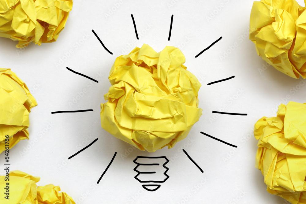 Fototapety, obrazy: Good idea