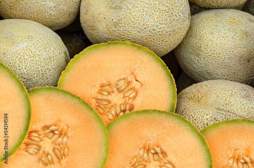 Fotografía Cantaloupe Melon