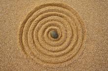 Landart Zen, Spirale Der Unendlichkeit