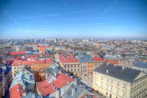 Lublin City streetview © Przemysław Szabłowsk
