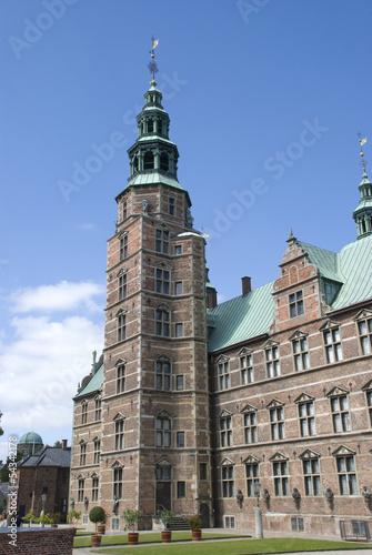 Schloss Rosenborg, Kopenhagen Poster