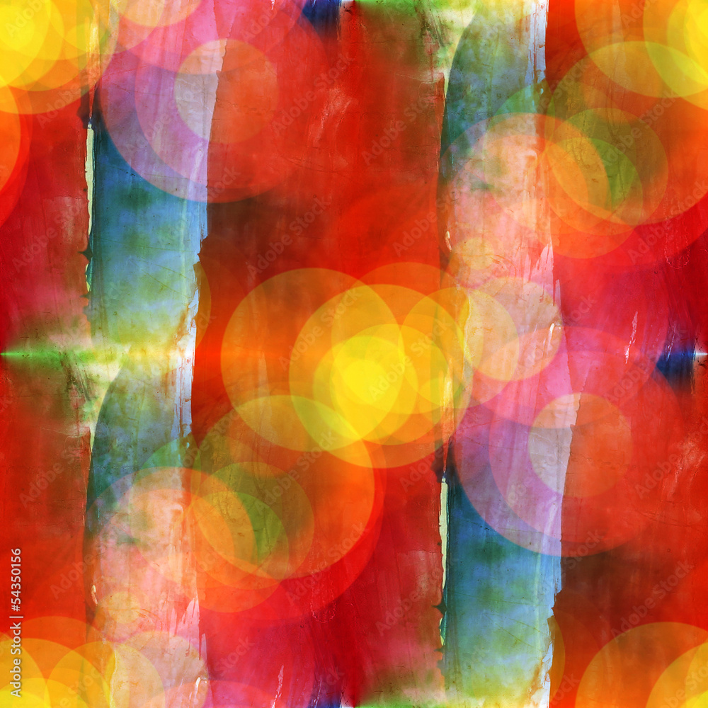 sunlight abstract colorful, stripes watercolor stain