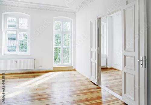 Obraz Wohnung - fototapety do salonu