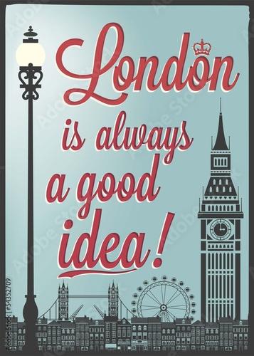 typograficzny-retro-plakat-z-londynskimi-zabytkami