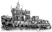 Old Tugboat