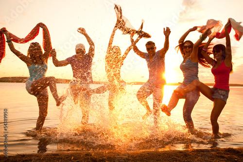 Fotografija  beach party