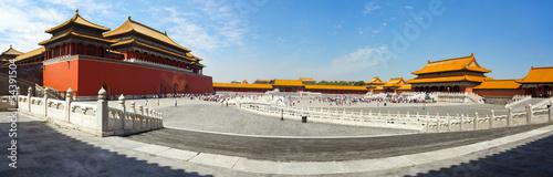 Foto op Aluminium Beijing Beijing - Forbidden City - Gugong
