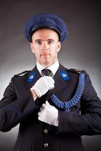 Elegant Soldier