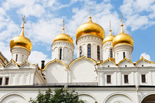 Annunciation Cathedral In Moscow Kremlin