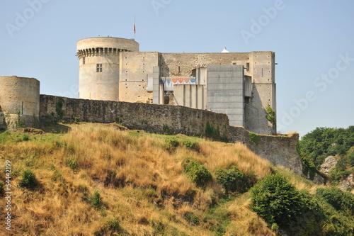 Donjon château de Falaise 4 Poster