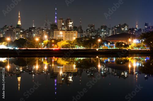 Sao Paulo, Ibirapuera Park