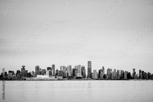 Fotografía  Vancouver skyline