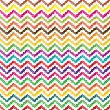 colorful zigzag patterned background
