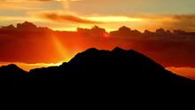 Alaska Mount McKinley Sunrise