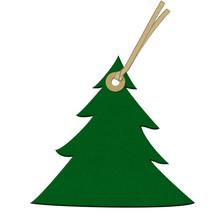 Christmas Tree Gift Tag