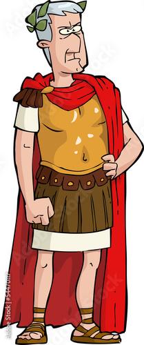 The Roman emperor Fototapete