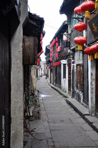 chinska-starozytna-ulica