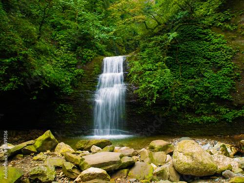 Keuken foto achterwand Watervallen Waterfall