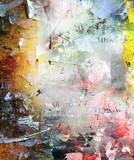 Fototapeta Młodzieżowe - Abstract colorful background