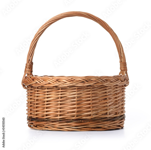 Fotografija  Empty Basket