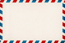 Abstract Post Envelope Backgro...