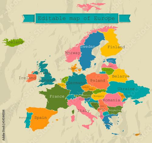 edytowalna-mapa-europy-ze-wszystkimi-krajami