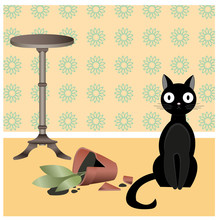 Naughty Cat2