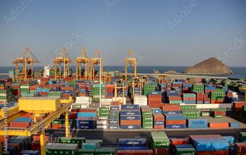 infrastructure portuaire
