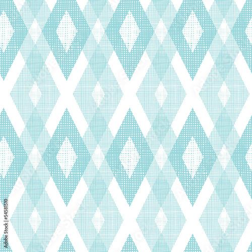 wektor-pastelowe-niebieskie-tkaniny-ikat-diament-bez-szwu