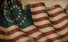US Civil War Union -37 Star Me...