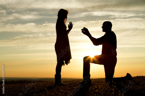 Fotomural Sunset Proposal