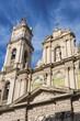Cathedral in San Salvador de Jujuy, Argentina.