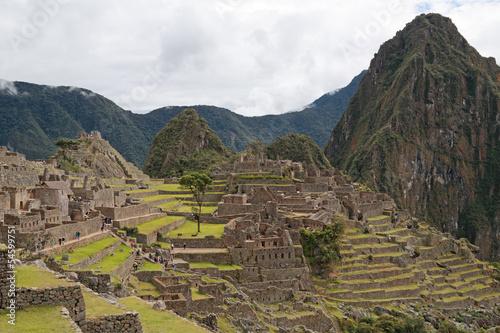 In de dag Rudnes Machu Picchu