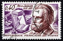 Postage Stamp France 1968 Pier...