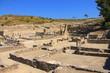 Ausgrabungsstätte der antiken Stadt Kámiros