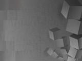 Grey Rectangulars