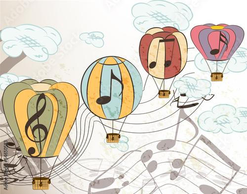 muzyczny-wektorowy-tlo-z-lotniczymi-balonami