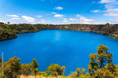 Printed kitchen splashbacks Australia Blue Lake Mt Gambier Australia