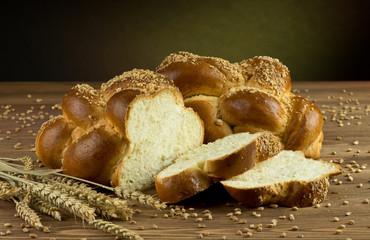 Fototapeta Do piekarni Słodki chleb