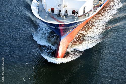 Valokuva  Frachtschiff