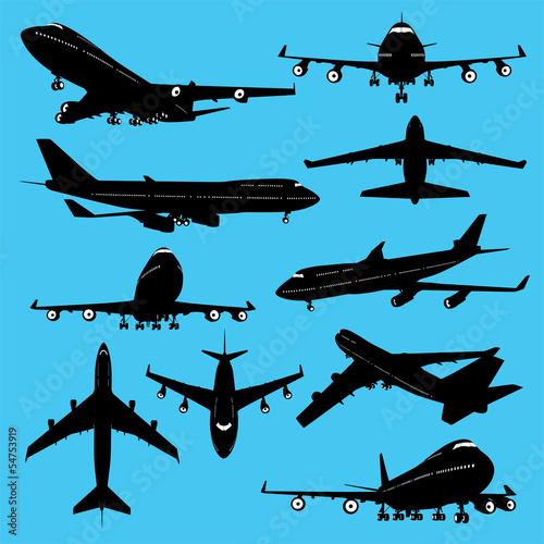 Valokuva  airplane