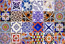 Close Up Traditional Lisbon Ce...